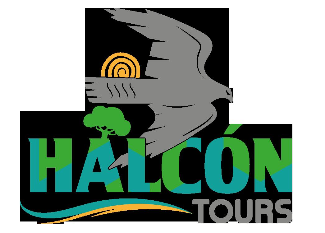 logo halcon tours