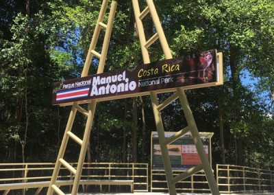welcome to manuel antonio national park